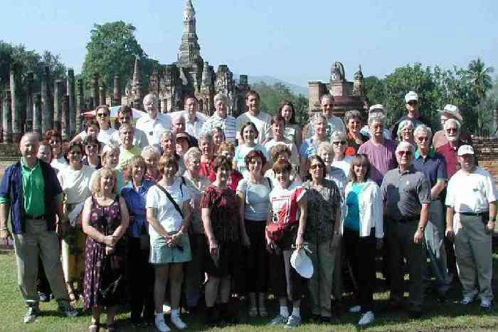 Thailand Cambodia<br />2002