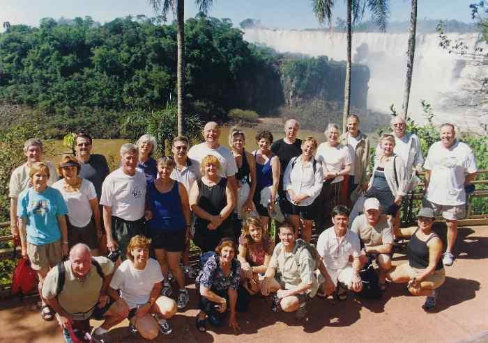 Argentina Igauzu Falls<br />2005