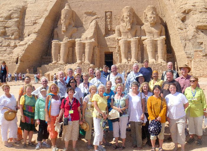 Egypt Luxor Aswan Dam<br />2010