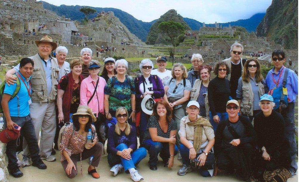 Peru Cuzco Machu Picchu<br />2013